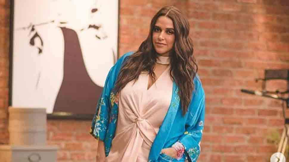 Neha Dhupia reactstoarticle thatcriticised her post-pregnancy weight gain and its winning the int