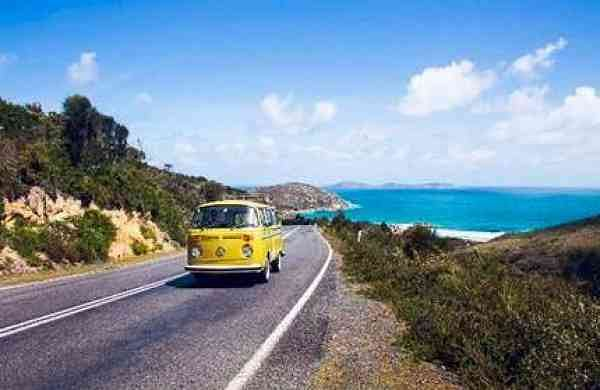 Airbnb's Kombi Van Tour