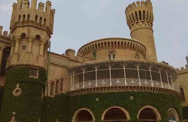 The Bangalore Local Tour Palace