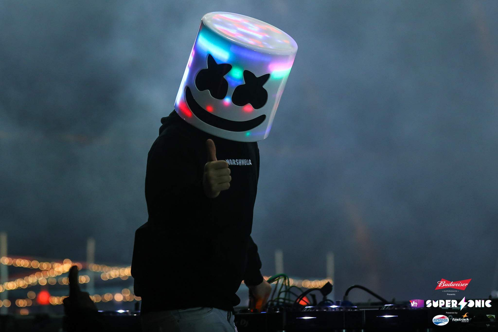 Marshmello at Vh1 Supersonic 2019