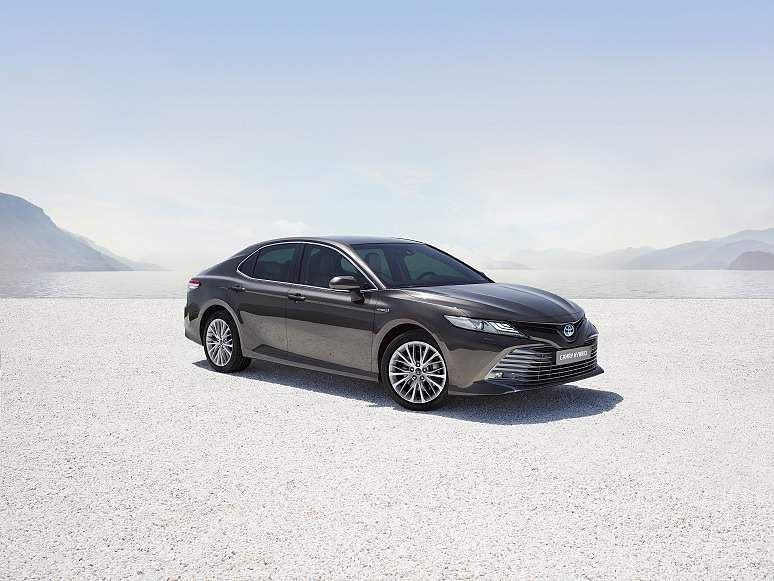 Toyota Camry Hybrid Electric