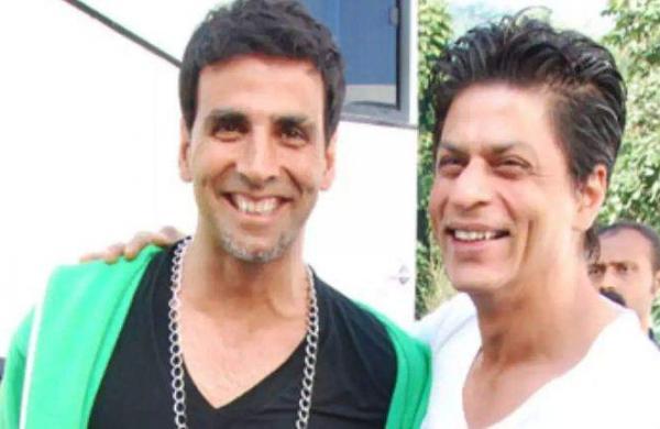 Akshay and Shah Rukh
