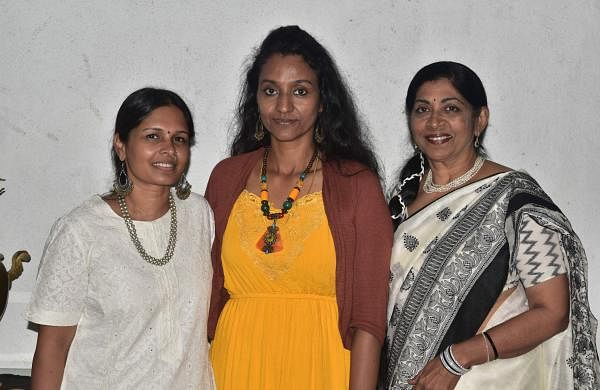 Ajit Chitturi's thespian en is presenting their first monoact series with an all-woman cast