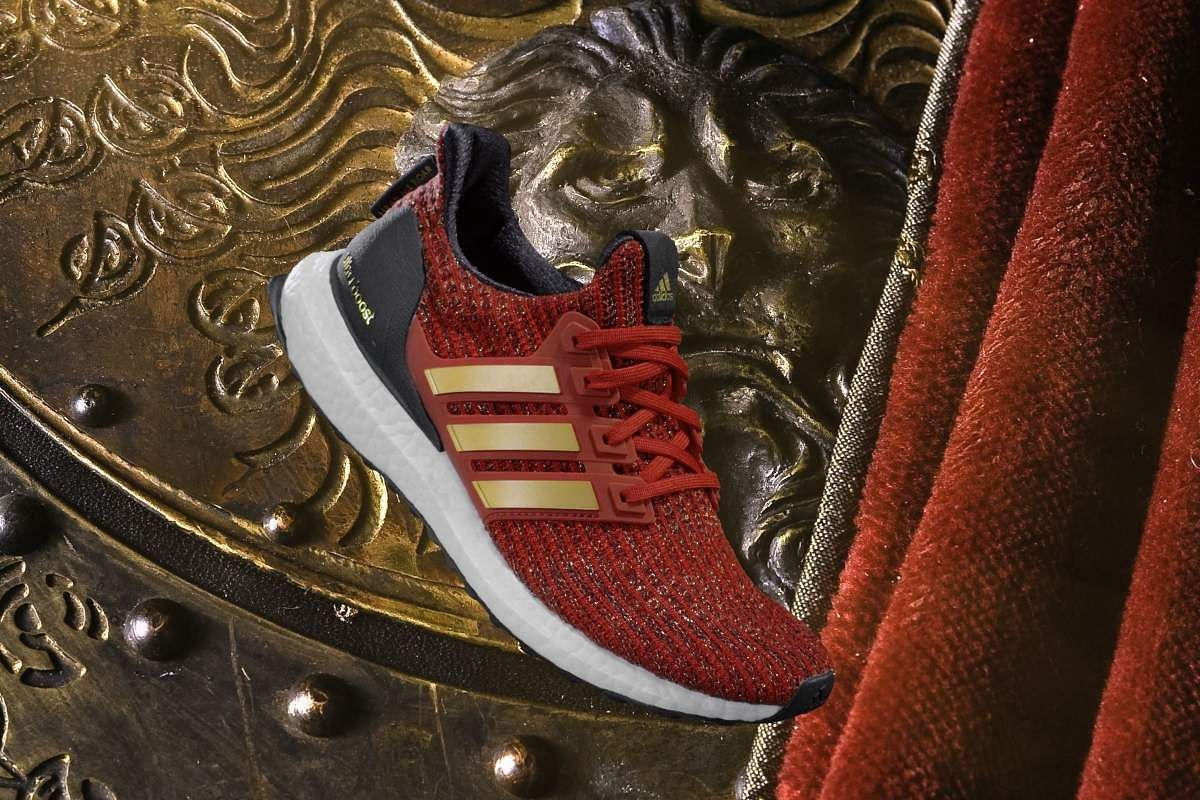Adidas launches limited edition Game Of Thrones-inspired shoe line
