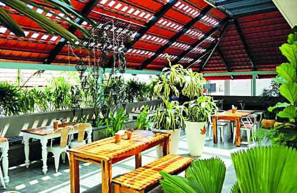 Go Native Restaurant Bangalore
