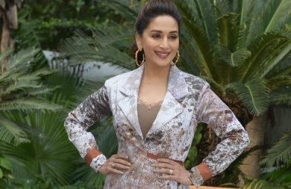 Madhuri Dixit Latest Fashion Dress