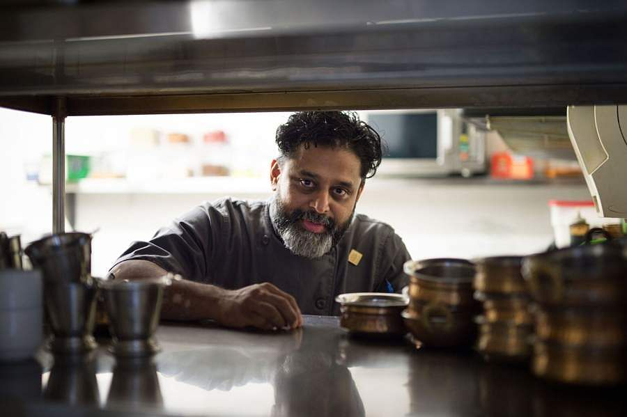 Chef Joe Thottungal