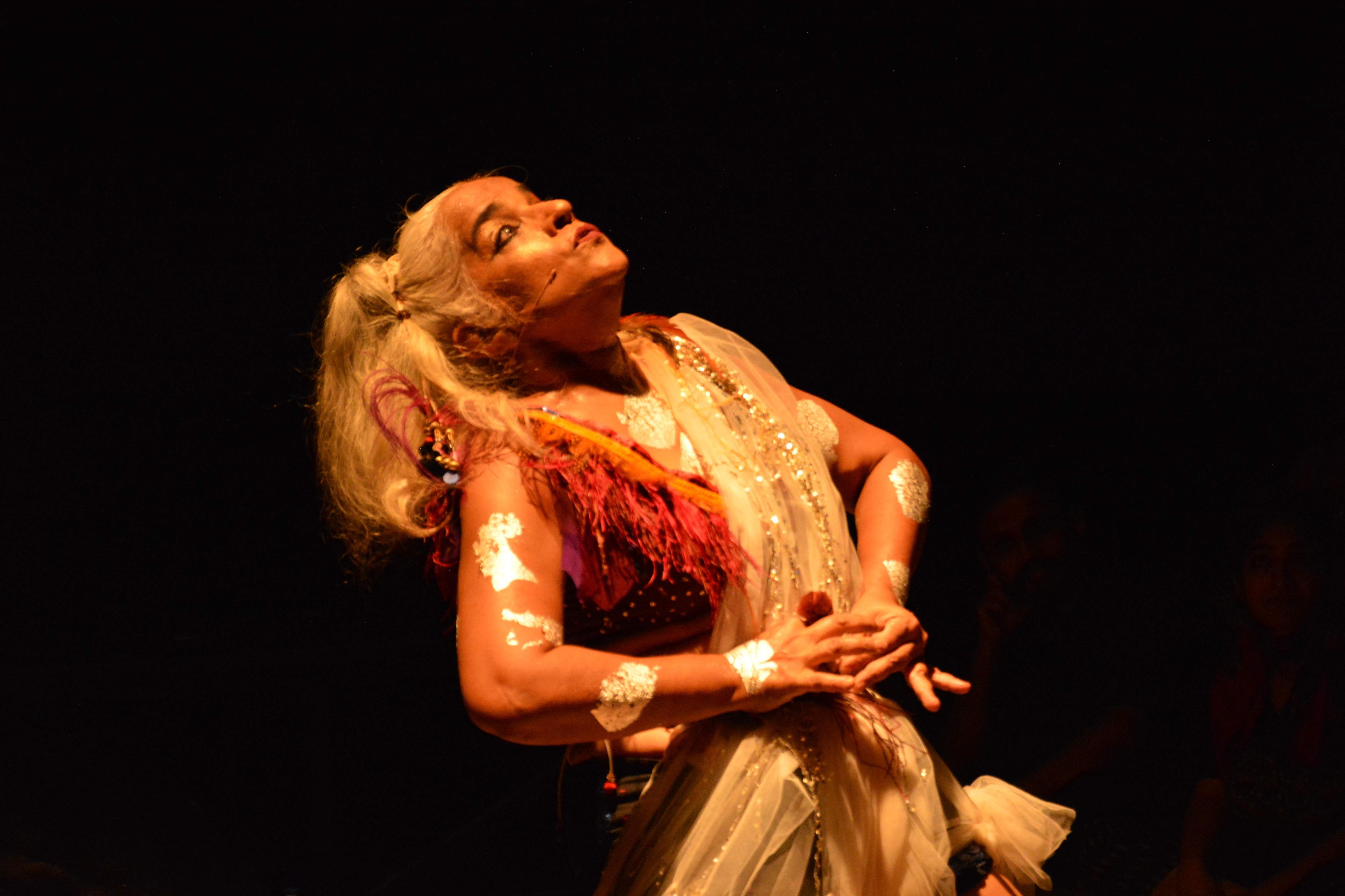 Maya Krishna Rao (Pic by Amrita Johri)