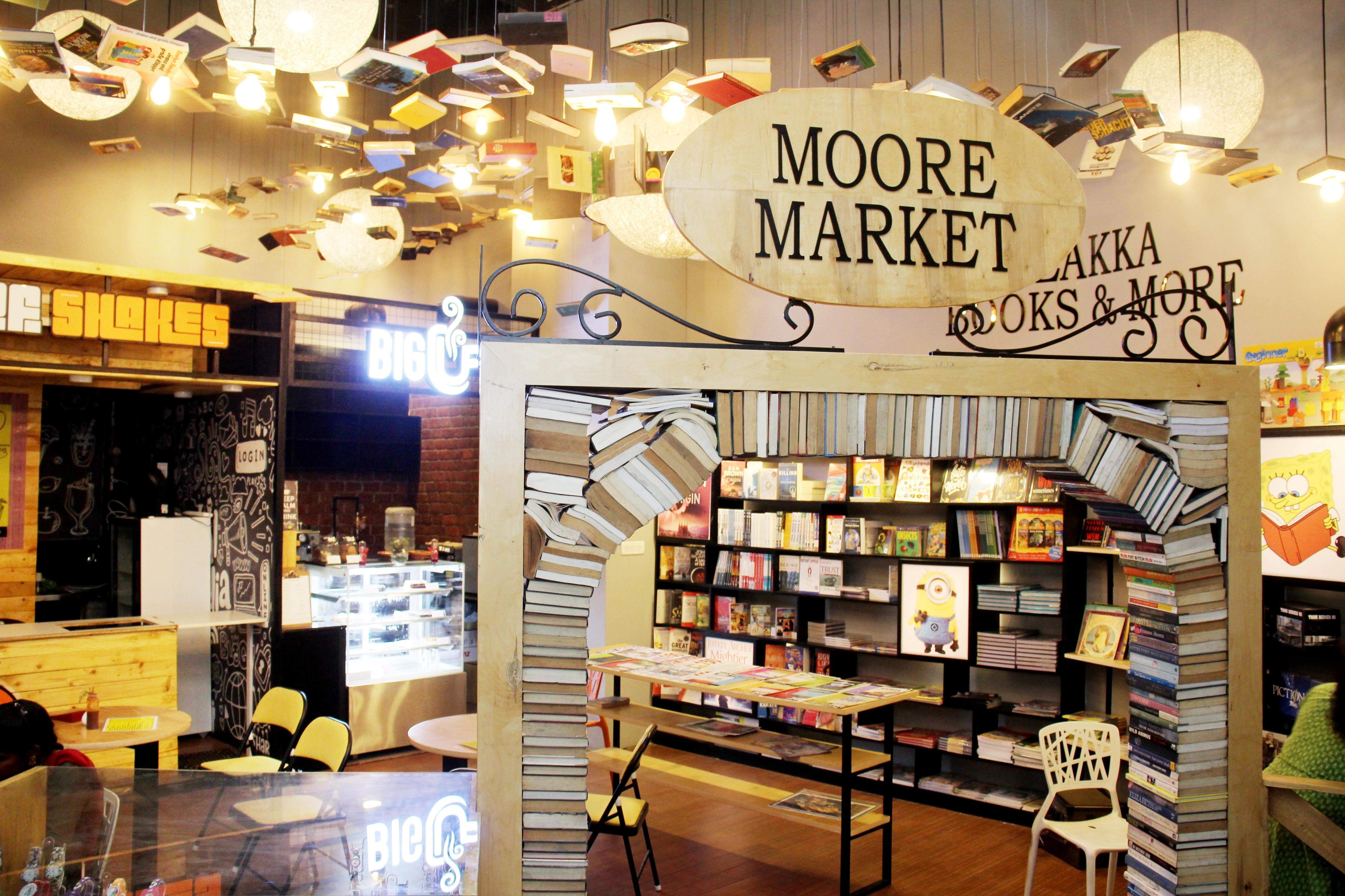 Moore Market at Grand Square Mall, Velachery