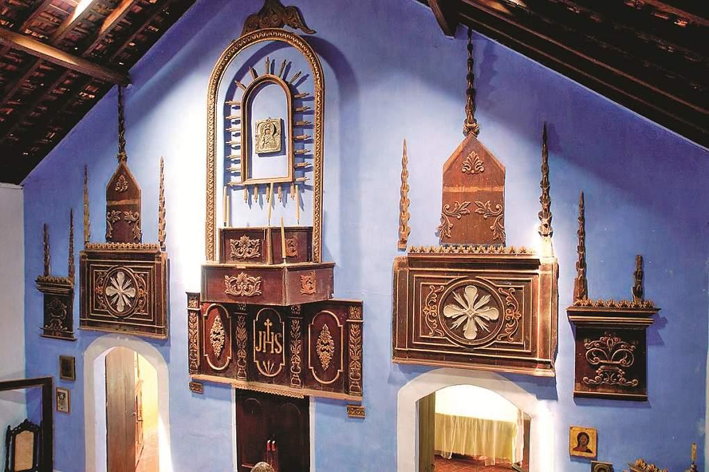 A look inside Bishop the Moda Goa Museum. (Courtesy: Moda Goa Museum)