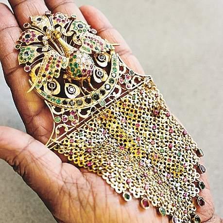 Traditional jewellery at the Moda Goa Museum. (Courtesy: Moda Goa Museum)