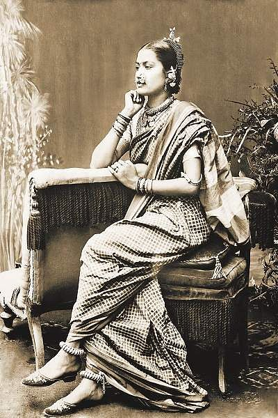 Goan traditional costumes at the Moda Goa Museum and Research Centre, Colvale (Courtesy: Moda Goa Museum)