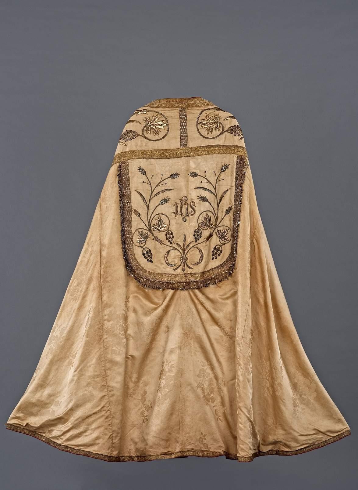 A traditional Goan costume at the Moda Goa Museum. (Courtesy: Moda Goa Museum)