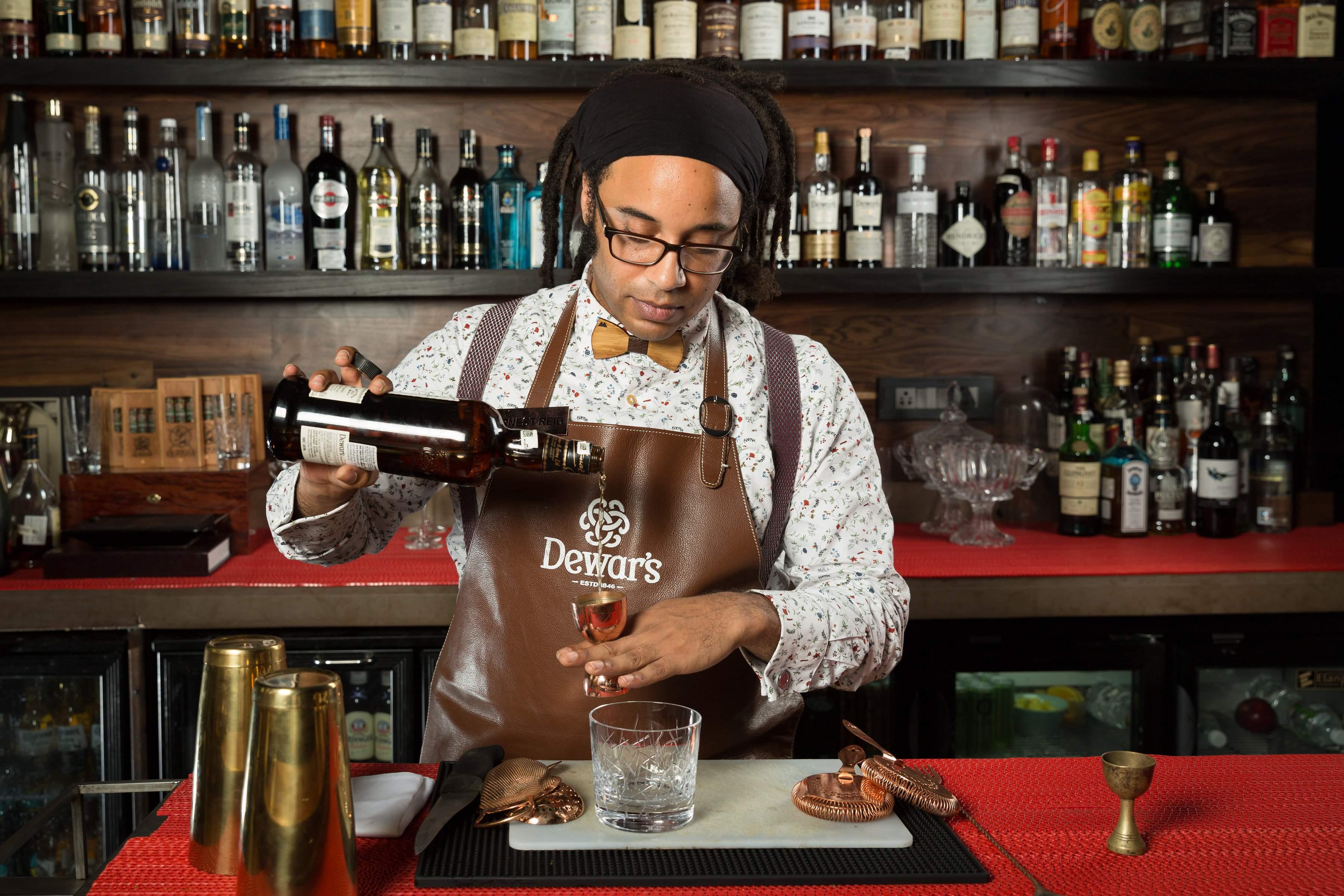 Ernest Reid Cocktail Recipe