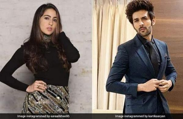 Sara Ali Khan enjoys bike ride with Kartik Aryan, video goes viral as actress gets trolled for not w