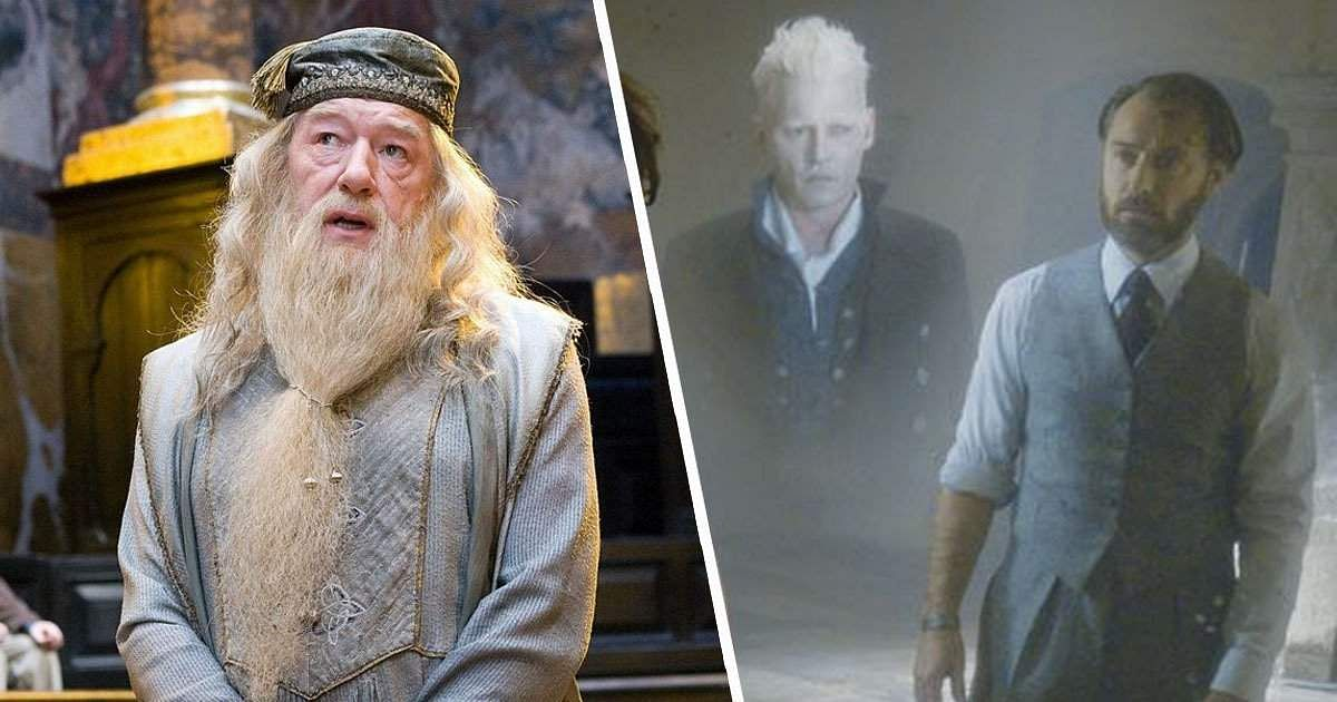 Fans unhappy as JK Rowling reveals Dumbledore and Grindelwald's gay relationship
