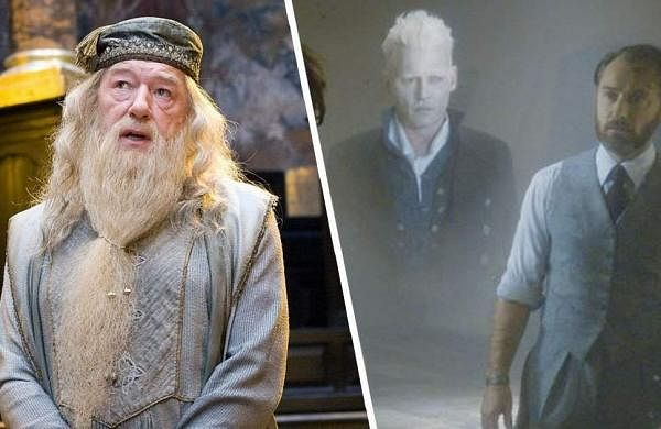 Fans unhappy as JK RowlingrevealsDumbledore and Grindelwald's gay relationship
