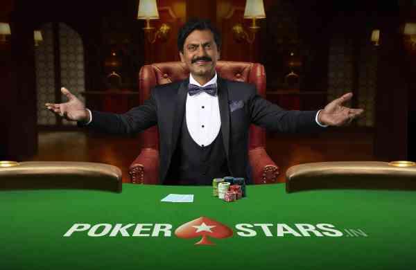 PokerStars India Nawazuddin Siddiqui