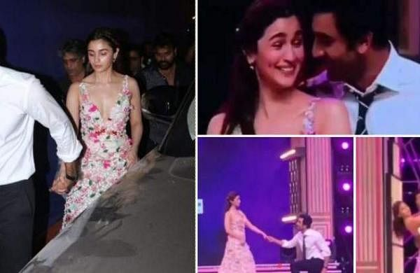Alia Bhatt dances