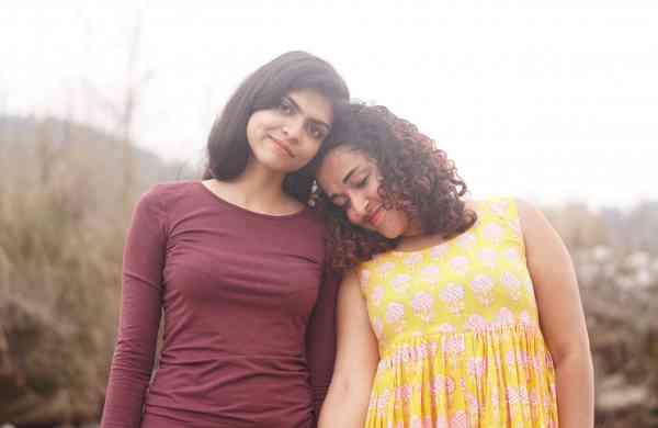 Karunya Srinivasan and Nupur Saraswat