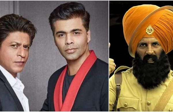 srk-k#ShameonKaranJohar trends on Twitter as filmmaker likes tweet that compared Akshay Kumar and Shah Rujo-akshay-kesari-thumb