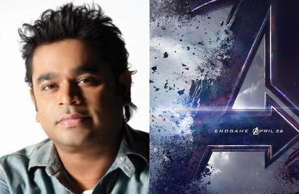 AR Rahman to create India's Marvel anthem for therelease of Avengers: Endgame