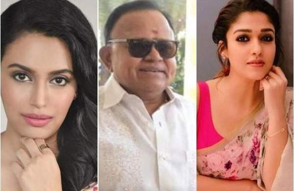 Swara Bhasker slams Radha Ravi for his derogatory remarks on Nayanthara, requests Tamil film industr