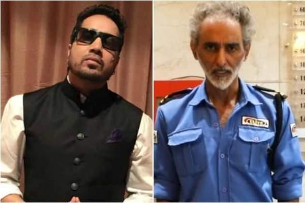 Mika Singh and Savi Sidhu