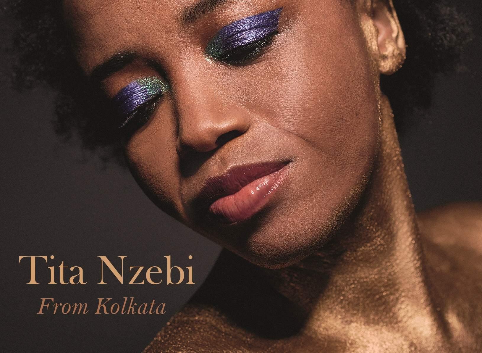 Gabonese singer Tita Nzebi
