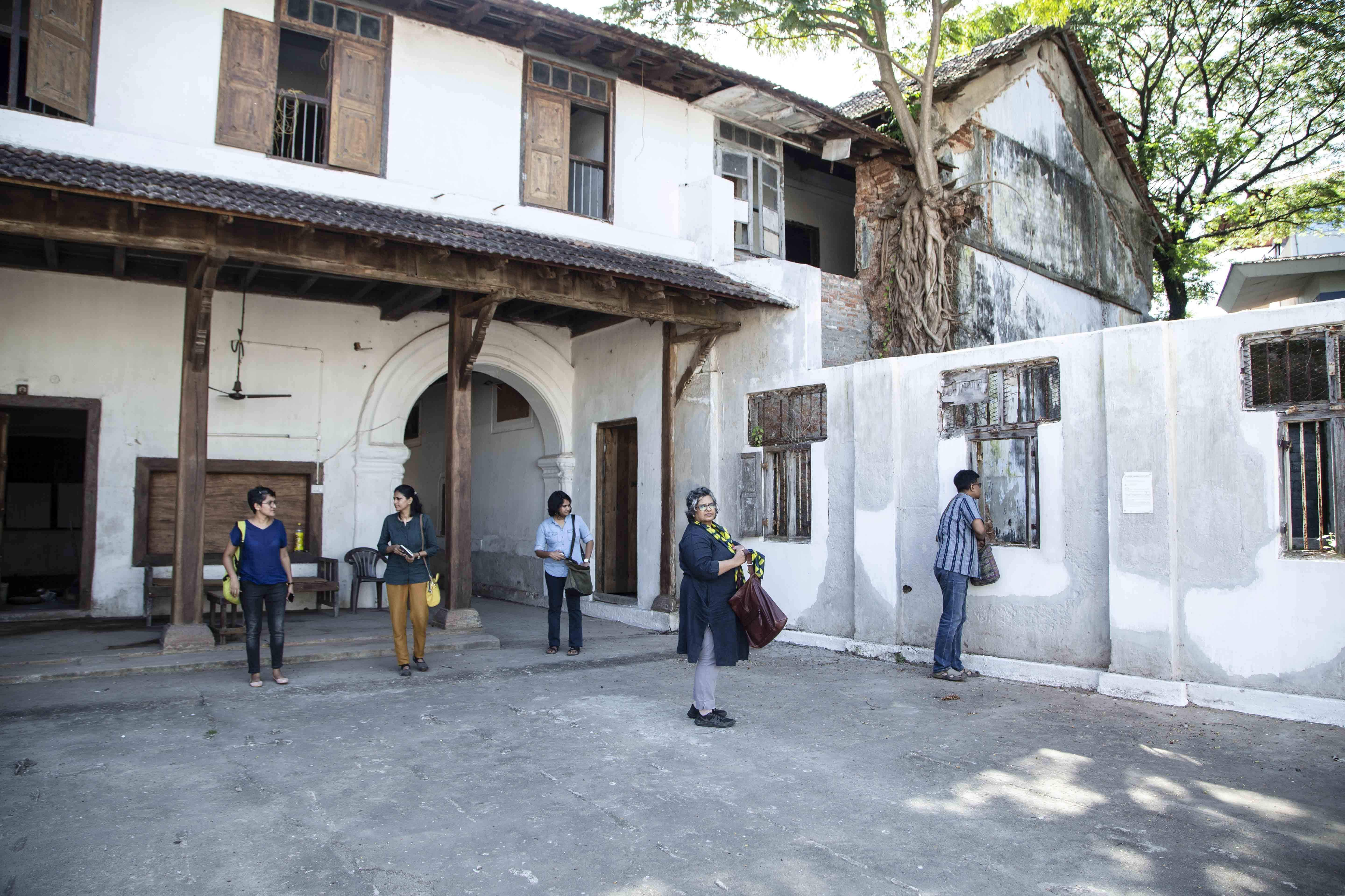 Scenes from the Student's Biennale at the Kochi-Muziris Biennale 2018. All images courtesyKochi Biennale Foundation.