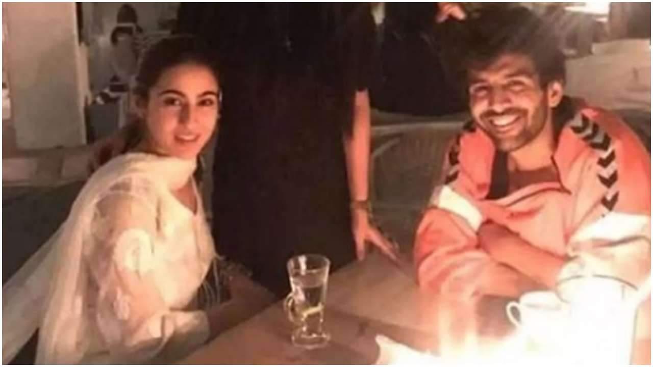 Sara Ali Khan and Kartik Aaryan