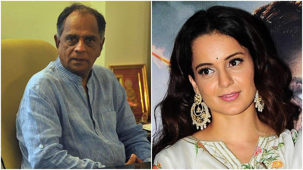 'She should not play with me, I have things to play with her': Pahlaj Nihalani hits back at Kangana