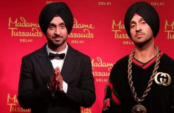 See Pictures: Diljit Dosanjh becomes first turbaned star to get wax statue at Madame Tussauds