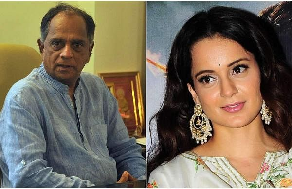 'She should not play with me,I havethings to play with her': Pahlaj Nihalani hits back at Kangana
