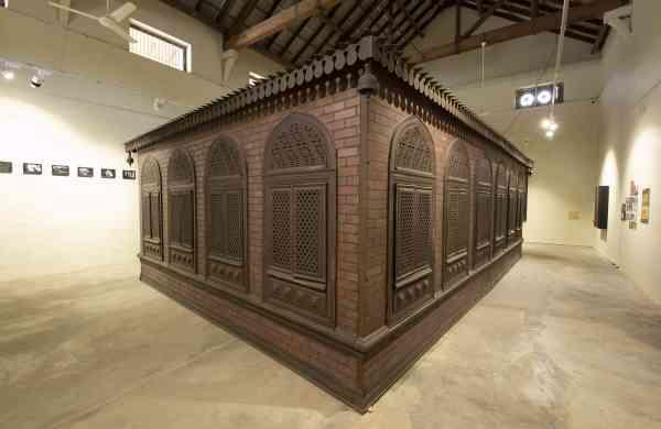 Srinagar Biennale Pavilion