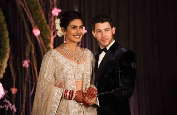 Priyanka Chopra & Nick Jonas (Photo: IANS)