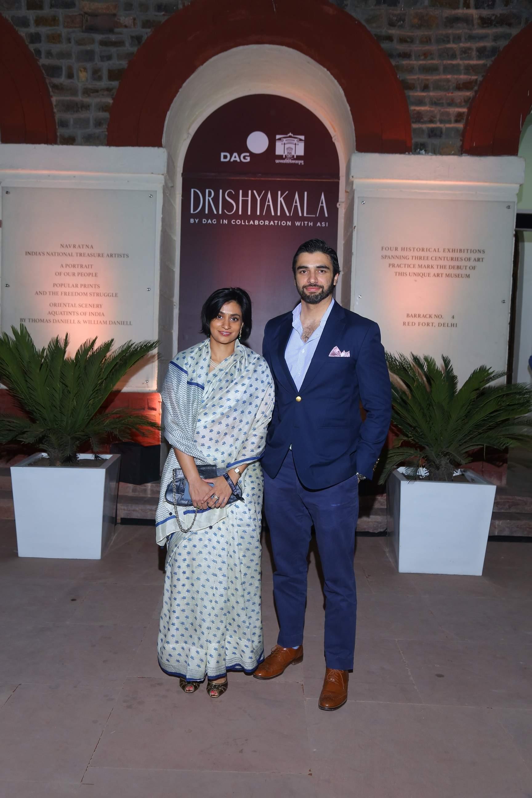 Socialites Maya Chandra and Aman Raj Khanna