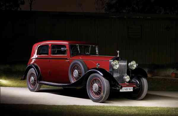 1933 Rolls-Royce 20-25 HP