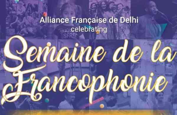 La Semaine de la Francophonie 2019