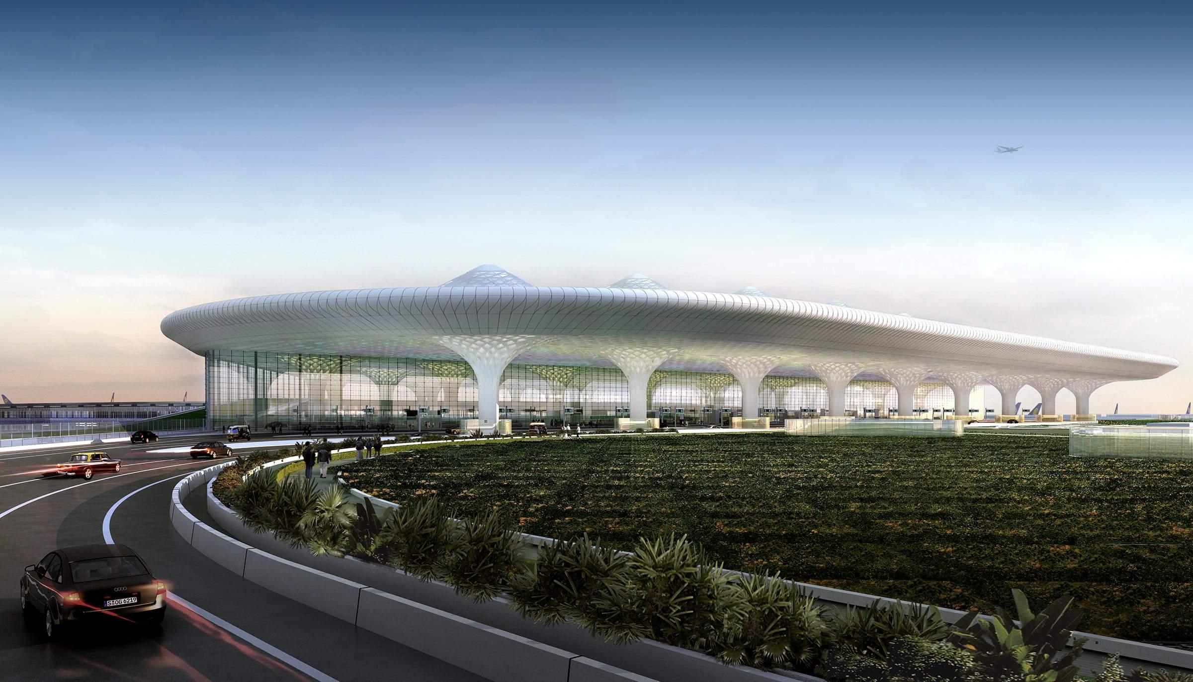 GVK's Mumbai International Airport