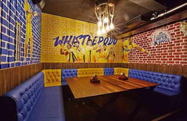 LiBarrel Restaurant Mylapore, Chennai