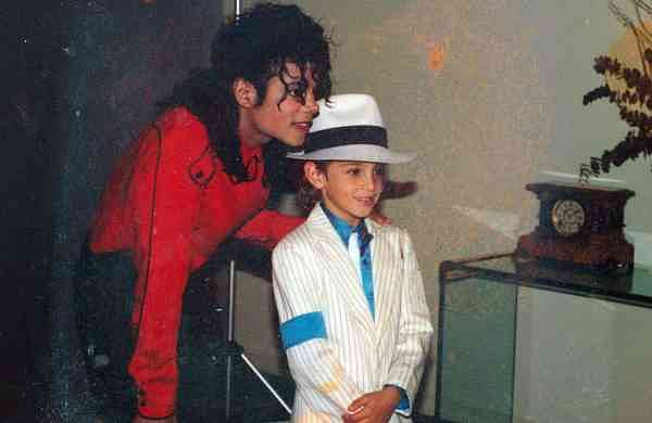 Michael Jackson's Leaving Neverland