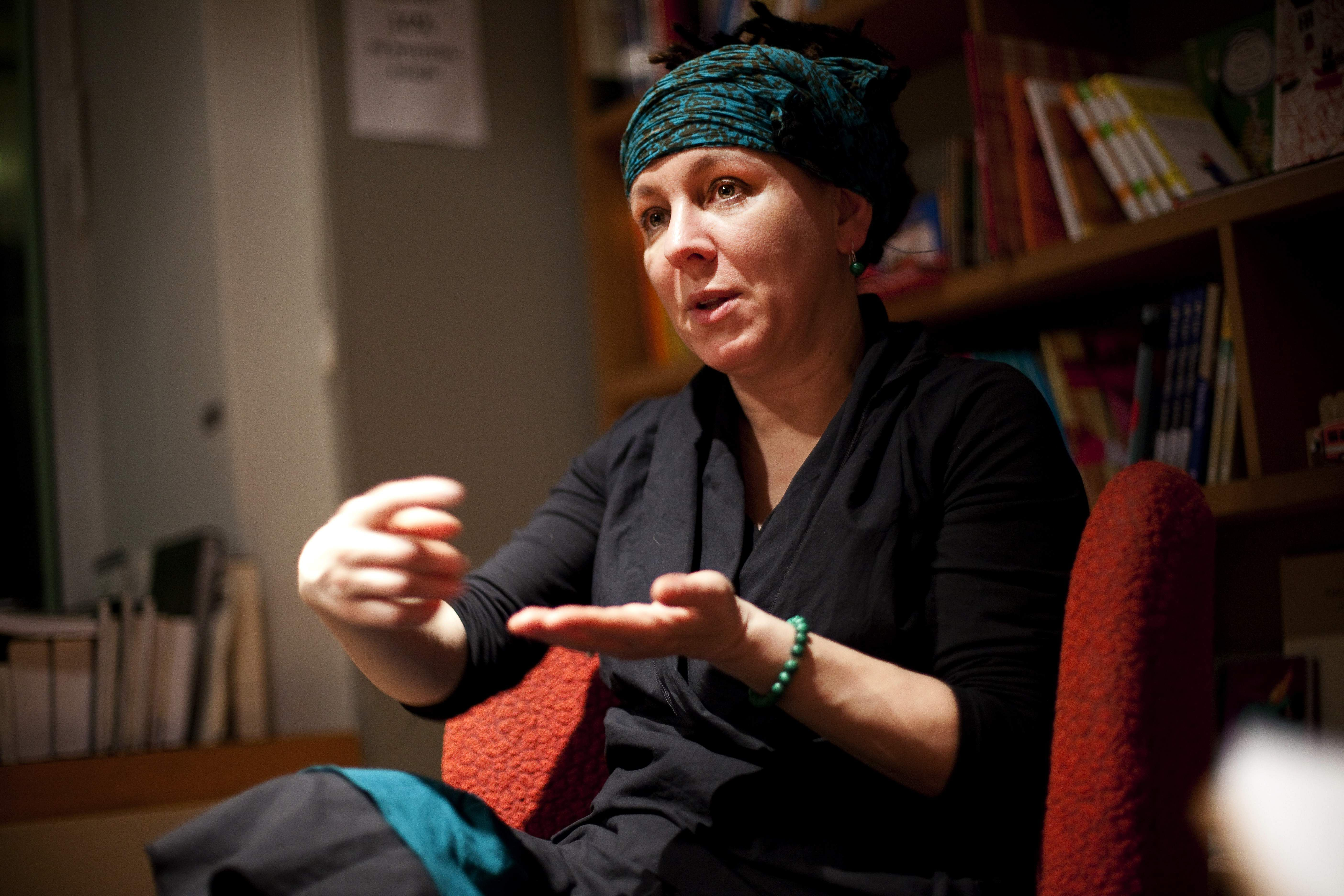 Olga Tokarczuk Novelist