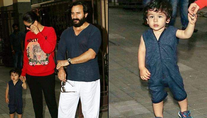 'My child will go blind': Saif Ali Khan shouts at paparazzi for clicking Taimur's pictures