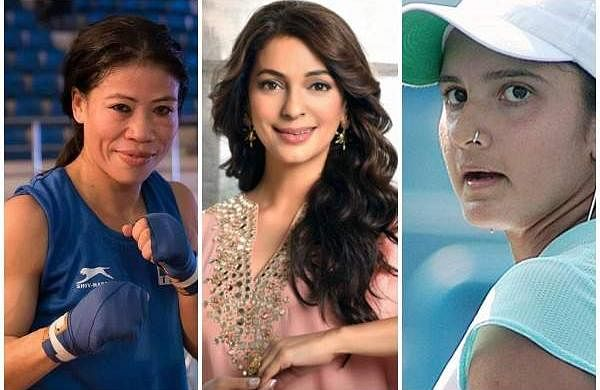 Mary Kom, Sania Mirza, Juhi Chawla come together for Ananya Birla's Unstoppable