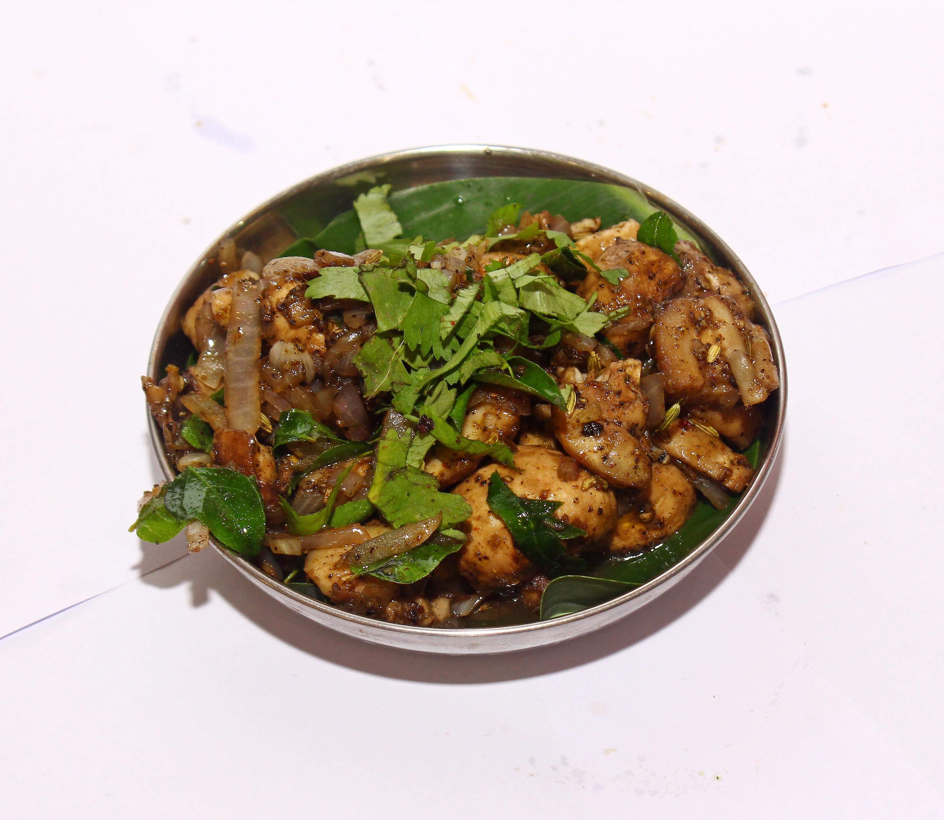 Murukku Meesai Mess in Ambattur's OMR Food Street