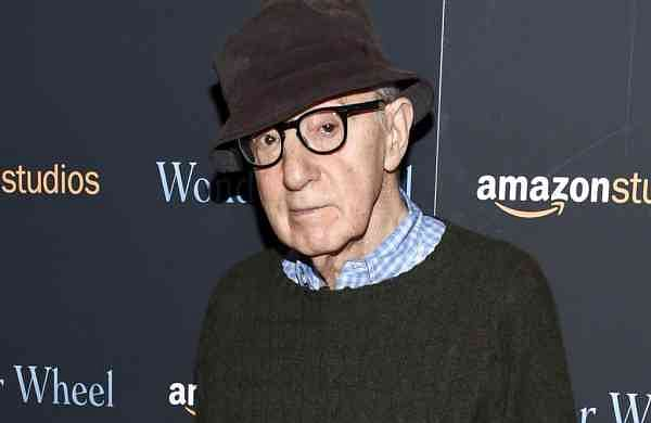 File photo: Woody Allen. (Photo by Evan Agostini/Invision/AP)