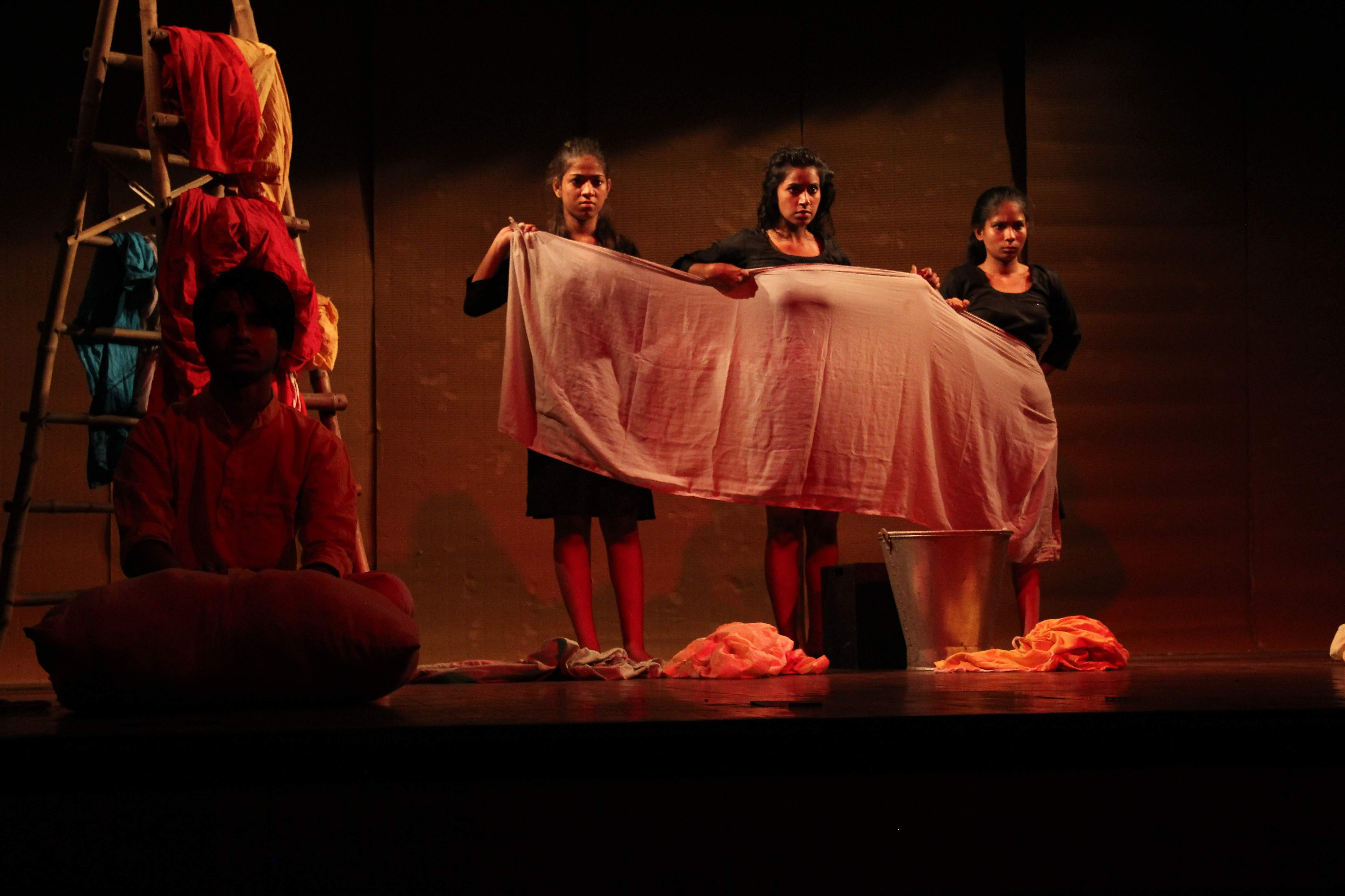 Saadat Hasan Manto Theatre play