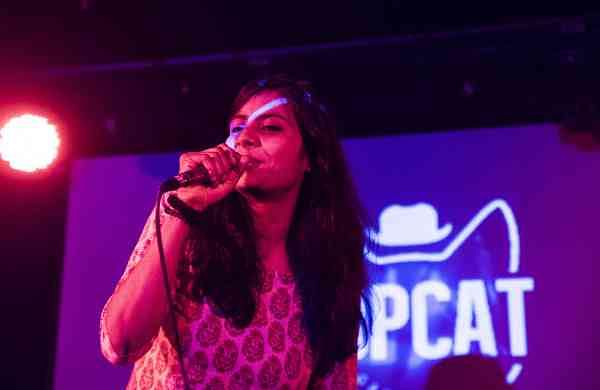 Rapper MC Manmeet Kaur