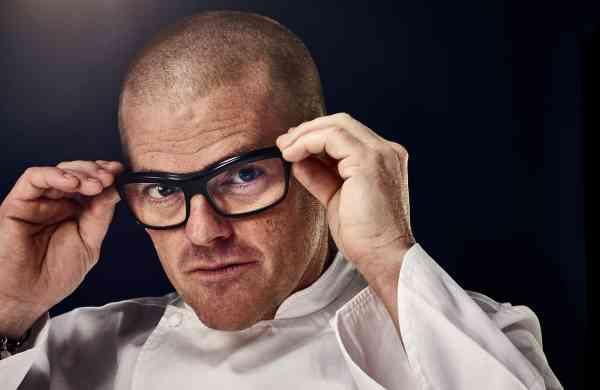 Heston Blumenthal Chef